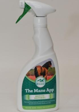 IV HORSE, The Mane App - native natural - odżywka do grzywy i ogona 500ml