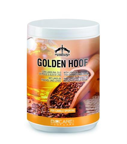 VEREDUS, Golden Hoof 1000 ml - smar do kopyt z lanoliną