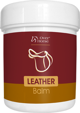 OVER HORSE, Leather Balm - balsam do skór 450 ml
